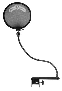 Shure PS6 Studio Microphone Pop Filter