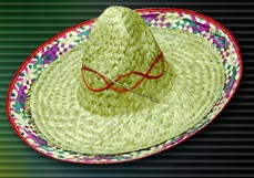 Magic Light Sombrero Hat
