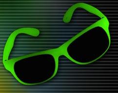 Magic Light Glow Glasses (Pack of 12)
