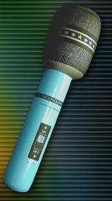 "Magic Light 30"" Jumbo Inflatable Microphone"