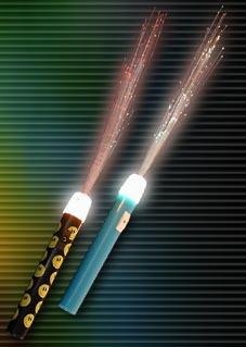 Magic Light Fiber Optic Wand (Pack of 12)