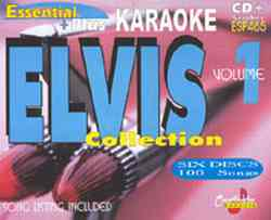 Chartbuster ESP465 Pack CBESP465 Elvis Collection Karaoke Pack