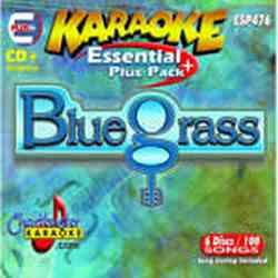 Chartbuster ESP476 Pack CBESP476 Bluegrass Karaoke Pack