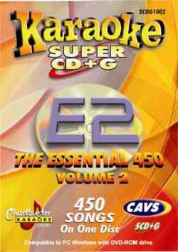 Chartbuster ESS450 Super Vol 2 Karaoke Pack