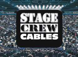"Stage Crew Cables 1/4"" - 1/4"" Instrument Cables"