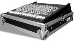 Road Ready Cases RRM19R Universal 19inch Rackmountable Mixer Case