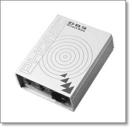 Phonic DB2 Active Direct Box - DI BOX