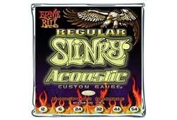 Ernie Ball 2146EB Phosphor Medium Light Guitar Strings 12-54