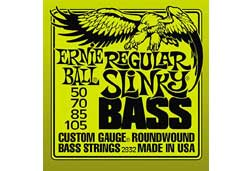 Ernie Ball 2832EB Regular Slinky Bass Guitar Strings 50-105