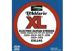 D'Addario EXL140 Light Top Heavy Bottom Electric Guitar Strings