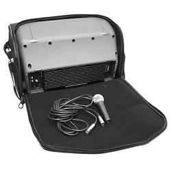 Mackie SRM350 / C200 Bag Deluxe Black Canvas Bag for SRM350 and C200 Speakers