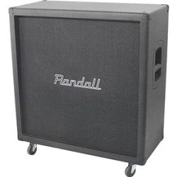 Randall R412CB75 4x12 Custom Cabinet with 16 Ohm Celestion Vintage 30s (Demo Clearance)