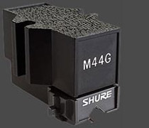 Shure M44G DJ Turntablist Cartridge