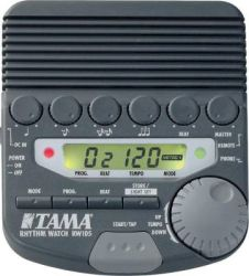 Tama RW105 Rhythm Watch Programmable Metronome (discontinued clearance)