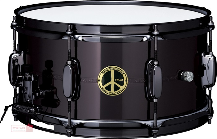 "Tama JB1365 John Blackwell Signature 6.5"" x 13"" Steel Shell Snare Drum (discontinued clearance)"
