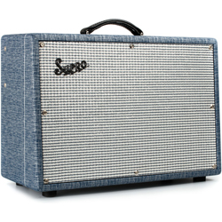 "Supro 1624T Dual-Tone - 24W 1x12"" Guitar Combo Amp"
