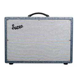 """Supro 1648 RT Saturn Reverb 1x12"""" lightweight Combo w/ Reverb and Tremolo"""