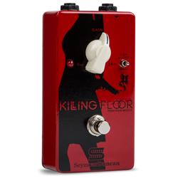 Seymour Duncan 11900-011 Killing Floor High Gain Boost Guitar Pedal
