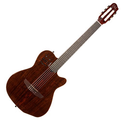 Godin 037452 ACS Nylon Rosewood HG Acoustic Electric 6 string guitar with bag