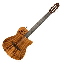 Godin 040568 ACS Nylon Koa Extreme HG Acoustic Electric 6 string guitar with Tric bag