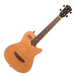 Godin 036080 Multi Uke Natural HG 4 String Acoustic Electric Ukulele