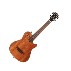 Godin 039173 Multi Uke Koa HG 4 String Acoustic Electric Ukulele