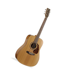 Norman 001071 Studio ST40 Acoustic Guitar 6 String