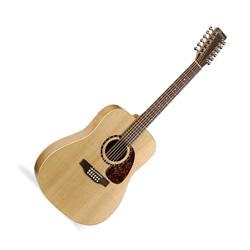Norman 021437 Studio B50 Acoustic Electric Guitar 12 String