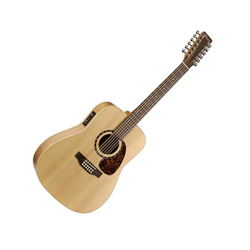 Norman 027439 Encore B20 12 Presys Acoustic Electric Guitar 12 String
