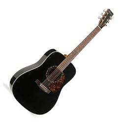 Norman 027477 Encore B20 Black HG Acoustic Guitar 6 String
