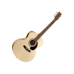Norman 033164 Encore B20 Mini Jumbo Acoustic Electric Guitar 6 String