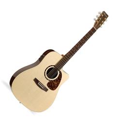 Norman 035885 Studio ST68 Acoustic Electric RH Guitar 6 String