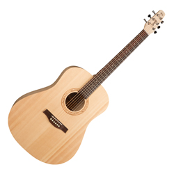 Seagull 039579 Excursion Natural Solid Spruce Acoustic Guitar 6 String