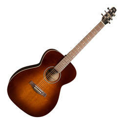 Seagull 041848 S6 Original Slim CH Burnt Umber GT Acoustic Electric 6 String Guitar