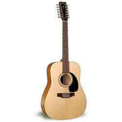 Simon & Patrick 028948 Woodland 12 Spruce A3T Acoustic Electric 12 String Guitar