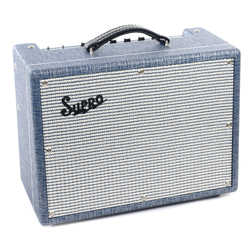 "Supro 1622RT Tremo-Verb - 25W 1x10"" Guitar Combo Amp"