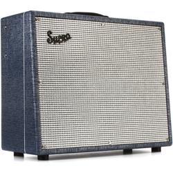 "Supro 1675RT Rhythm Master - 60W/45W/35W 1x15"" Guitar Combo Amp"