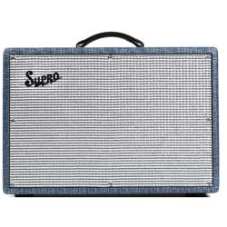 """Supro 1690T Coronado - 35W 2x10"""" Guitar Combo Amplifier"""