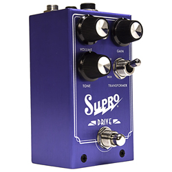 Supro 1305 Drive Effect Pedal
