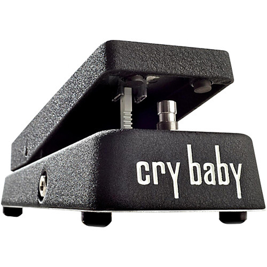 Dunlop CM95 Clyde McCoy Cry Baby WahWah Pedal