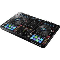 Pioneer DJ DDJ-RR 2 Channel Software Controller for Rekordbox DJ - Black