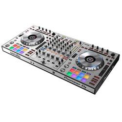 Pioneer DJ DDJ-SZ-S 4 Channel Software Controller for Serato DJ Software -Silver