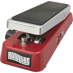 Dunlop JD4S Rotovibe Expression Guitar Pedal