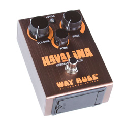 Dunlop WHE403 Havalina™ Germanium Fuzz Guitar Pedal