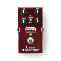 Dunlop M85 Bass Distortion Bass Pedal