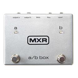 Dunlop M196 A/B Box Guitar Pedal