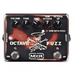 Dunlop SF01 Slash Octave Fuzz Guitar Pedal