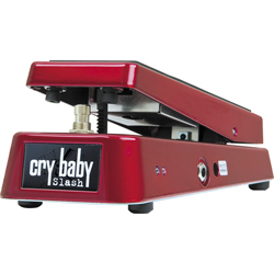 Dunlop SW95 Slash Signature Cry Baby® Wah Wah Guitar Pedal