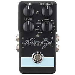 TC Electronic Alter Ego 2 Vintage Echo Guitar Pedal (discontinued clearance)
