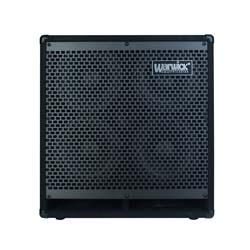 "Warwick WCA 408 LW 400 Watt 4x8"" 2""Horn Bass Cabinet"